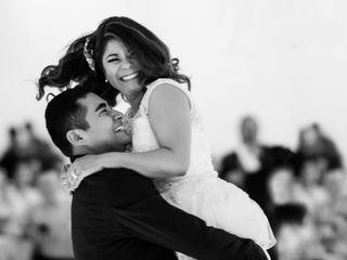 Le nozze di Annie e Joel