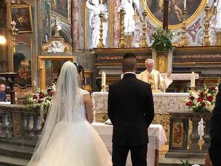 Le nozze di Selene e Alessio 1