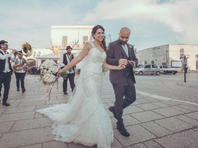 Le nozze di Adriana e Raffaele