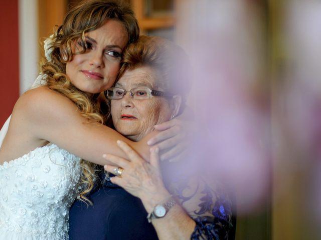 Il matrimonio di Marco e Raissa a Rutigliano, Bari 8