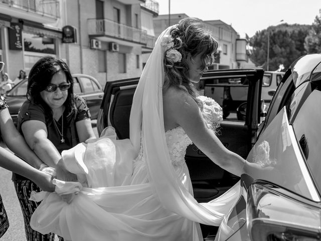 Il matrimonio di Marco e Raissa a Rutigliano, Bari 10