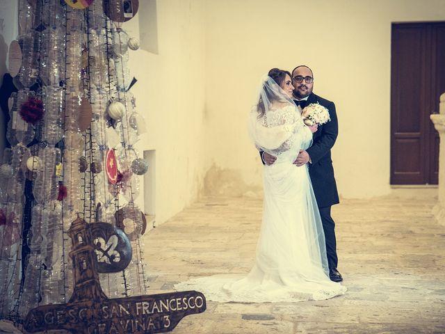 Il matrimonio di Raffaele e Nicoletta a Gravina in Puglia, Bari 40