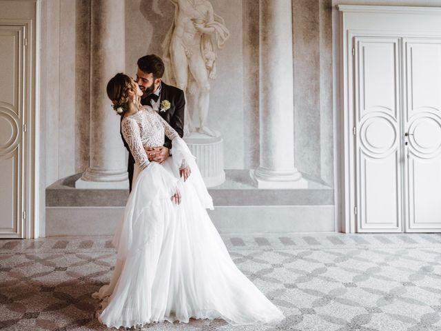 Le nozze di Matilde e Dario