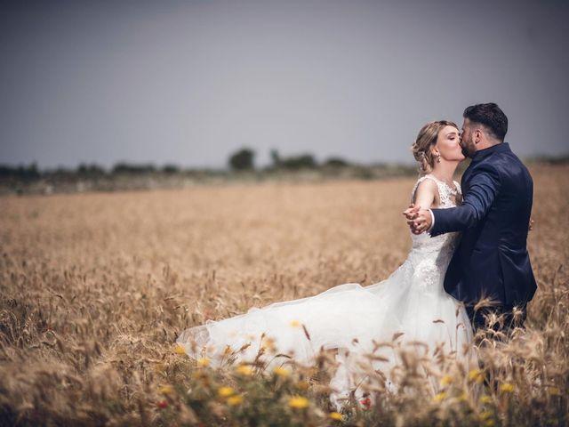 Il matrimonio di Luca  e Giulia  a Oristano, Oristano 2