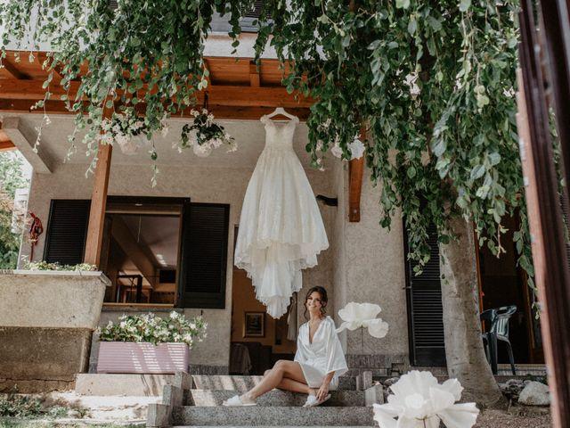 Il matrimonio di Alessio e Irene a Vittuone, Milano 5