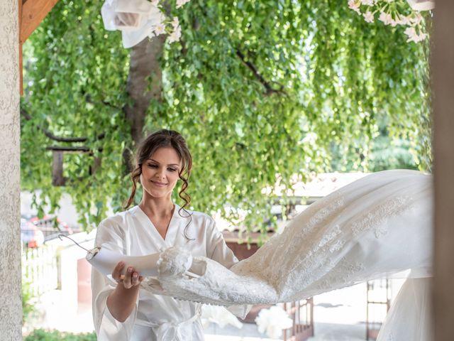 Il matrimonio di Alessio e Irene a Vittuone, Milano 7