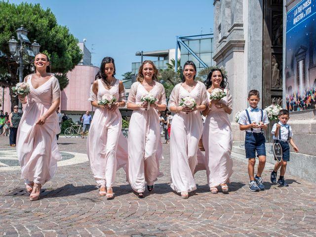 Il matrimonio di Alessio e Irene a Vittuone, Milano 22