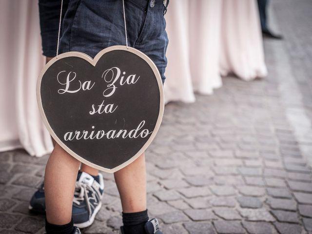 Il matrimonio di Alessio e Irene a Vittuone, Milano 23