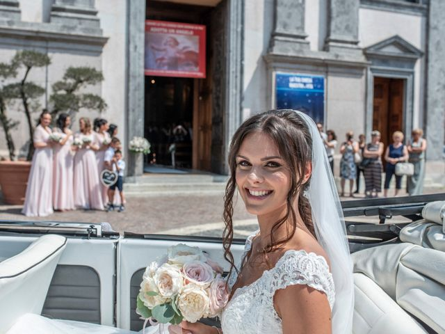 Il matrimonio di Alessio e Irene a Vittuone, Milano 24