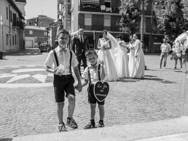 Il matrimonio di Alessio e Irene a Vittuone, Milano 25