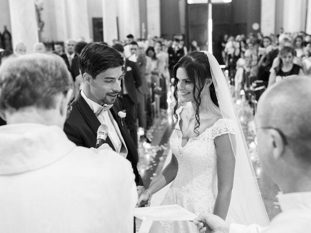Il matrimonio di Alessio e Irene a Vittuone, Milano 27