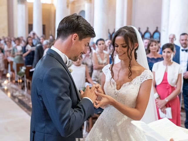 Il matrimonio di Alessio e Irene a Vittuone, Milano 28