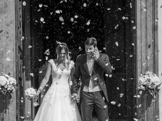 Il matrimonio di Alessio e Irene a Vittuone, Milano 29