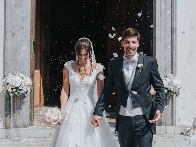 Il matrimonio di Alessio e Irene a Vittuone, Milano 30