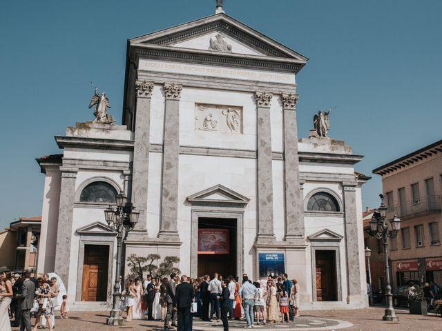 Il matrimonio di Alessio e Irene a Vittuone, Milano 32