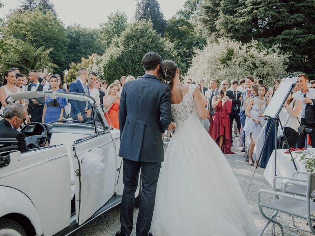 Il matrimonio di Alessio e Irene a Vittuone, Milano 34