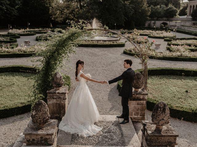 Il matrimonio di Alessio e Irene a Vittuone, Milano 45
