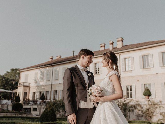 Il matrimonio di Alessio e Irene a Vittuone, Milano 48