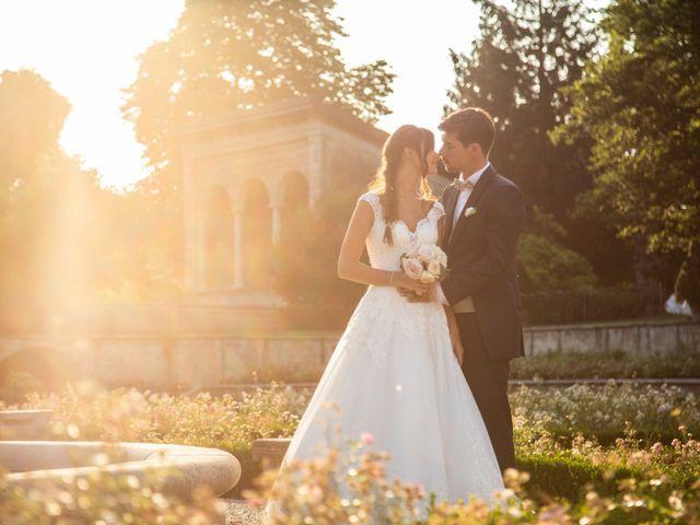 Il matrimonio di Alessio e Irene a Vittuone, Milano 49