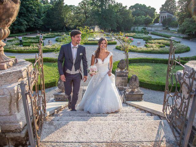 Il matrimonio di Alessio e Irene a Vittuone, Milano 50
