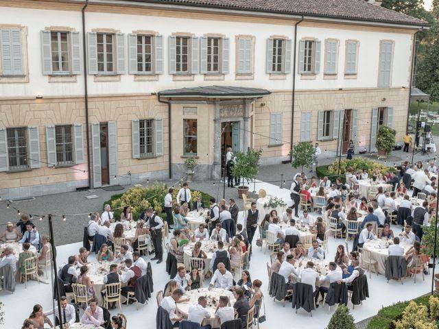 Il matrimonio di Alessio e Irene a Vittuone, Milano 53