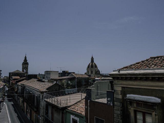 Il matrimonio di Aurelio e Antonella a Aci Castello, Catania 1