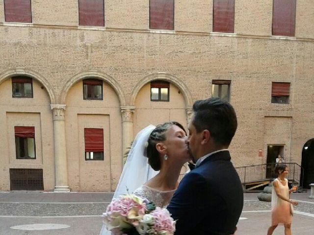 Il matrimonio di Federico Novi  e Federica Marzola  a Ferrara, Ferrara 9