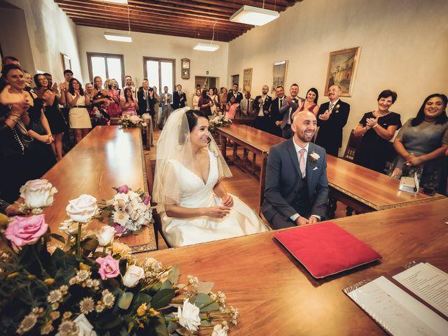 Il matrimonio di Alex e Olivia a Conegliano, Treviso 22