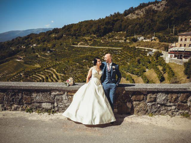 Il matrimonio di Alex e Olivia a Conegliano, Treviso 31