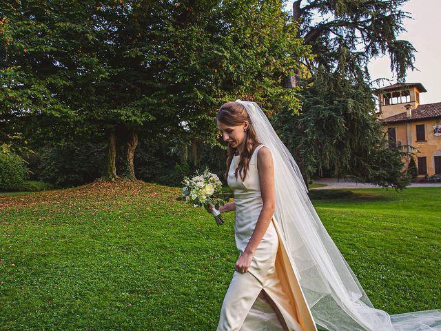 Il matrimonio di Giovanni e Elisa a Vimercate, Monza e Brianza 44