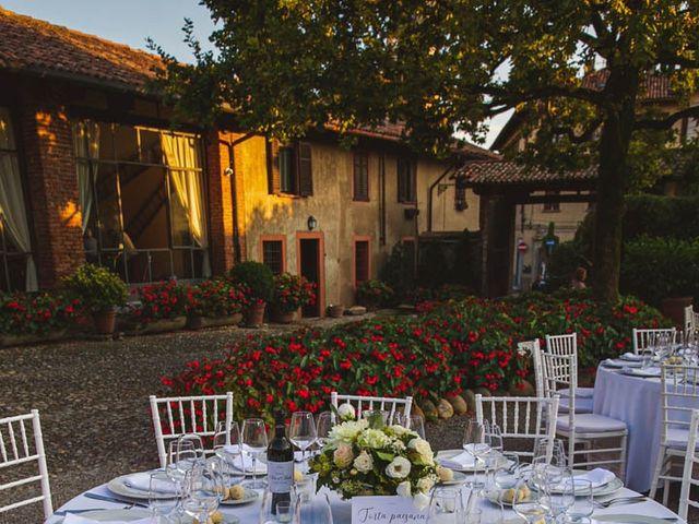 Il matrimonio di Giovanni e Elisa a Vimercate, Monza e Brianza 46