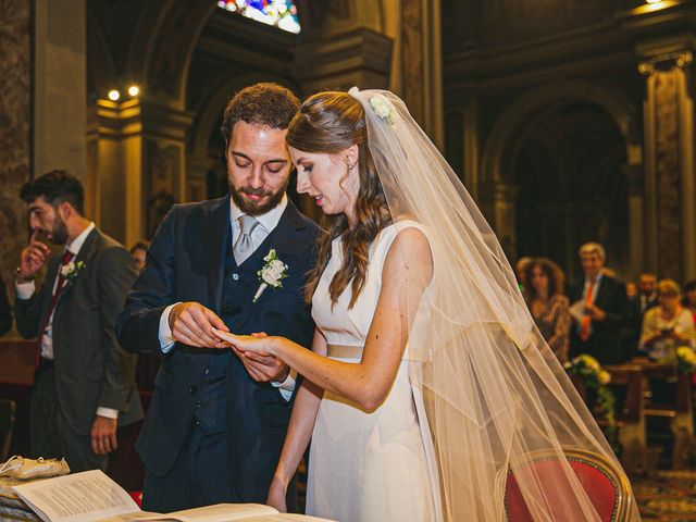Il matrimonio di Giovanni e Elisa a Vimercate, Monza e Brianza 39