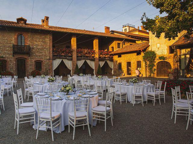 Il matrimonio di Giovanni e Elisa a Vimercate, Monza e Brianza 49
