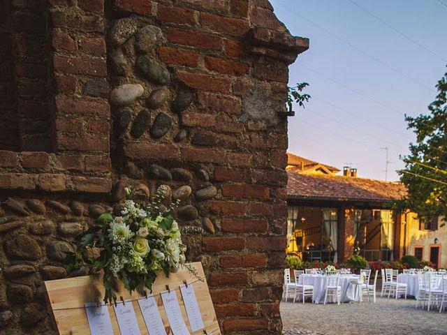 Il matrimonio di Giovanni e Elisa a Vimercate, Monza e Brianza 54