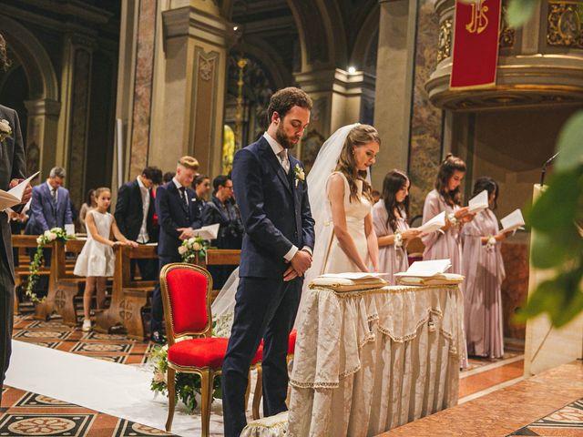 Il matrimonio di Giovanni e Elisa a Vimercate, Monza e Brianza 23