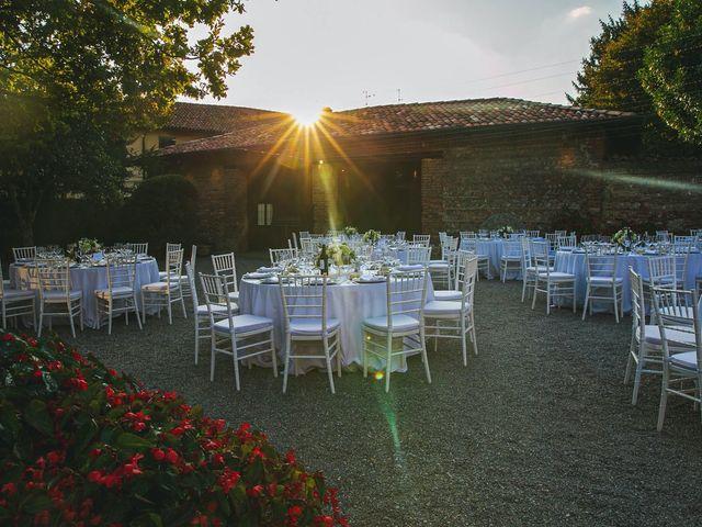 Il matrimonio di Giovanni e Elisa a Vimercate, Monza e Brianza 65