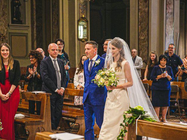 Il matrimonio di Giovanni e Elisa a Vimercate, Monza e Brianza 28