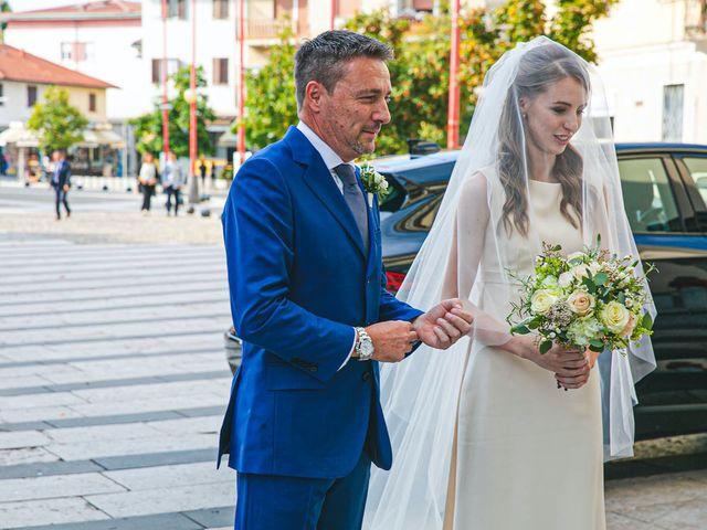 Il matrimonio di Giovanni e Elisa a Vimercate, Monza e Brianza 26