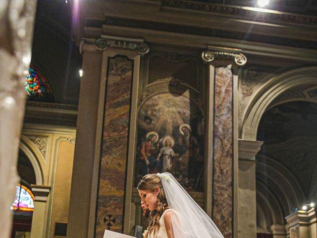 Il matrimonio di Giovanni e Elisa a Vimercate, Monza e Brianza 34