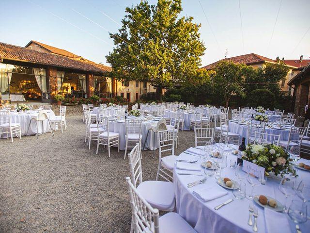 Il matrimonio di Giovanni e Elisa a Vimercate, Monza e Brianza 80