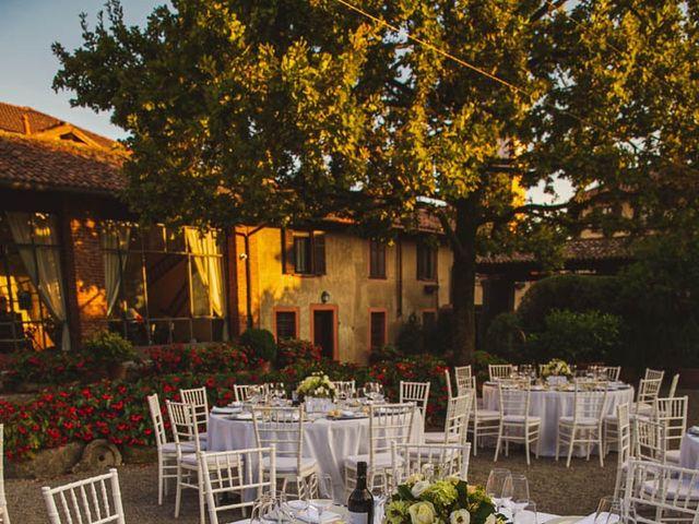Il matrimonio di Giovanni e Elisa a Vimercate, Monza e Brianza 82