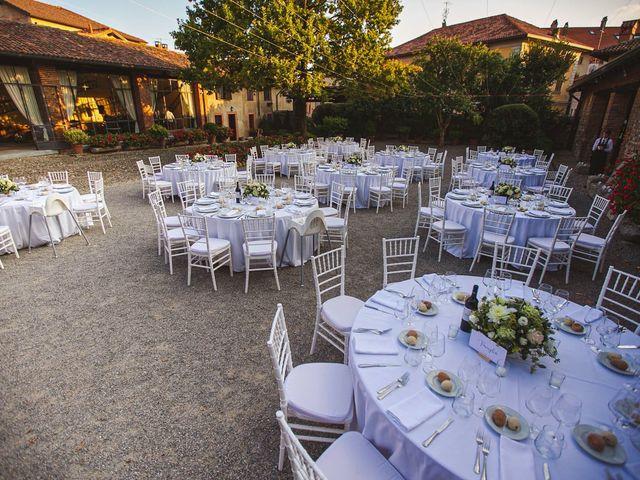Il matrimonio di Giovanni e Elisa a Vimercate, Monza e Brianza 84