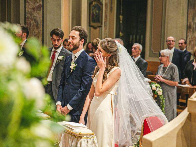 Il matrimonio di Giovanni e Elisa a Vimercate, Monza e Brianza 35