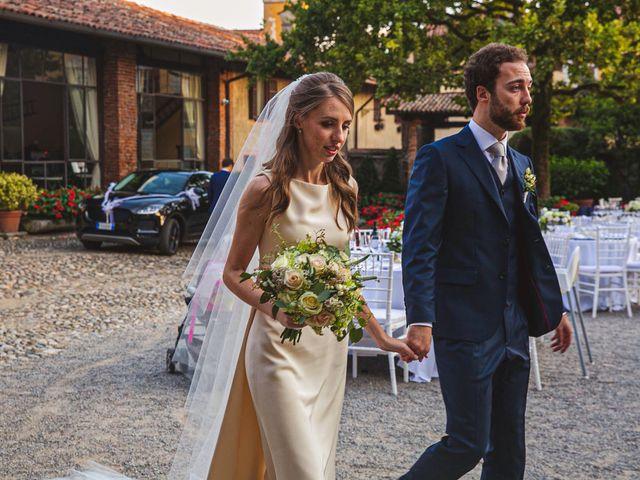 Il matrimonio di Giovanni e Elisa a Vimercate, Monza e Brianza 87