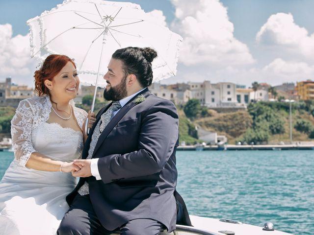 Il matrimonio di Giuseppe e Barbara a Palermo, Palermo 165