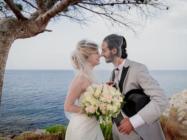 Le nozze di Greta e Andrea