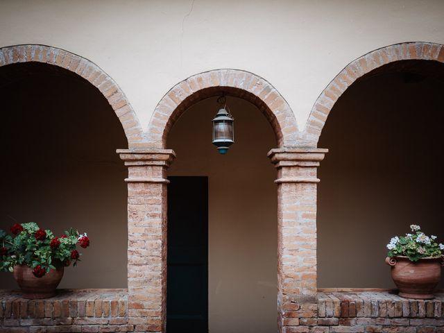 Il matrimonio di Lorenzo e Isabella a Gradara, Pesaro - Urbino 3