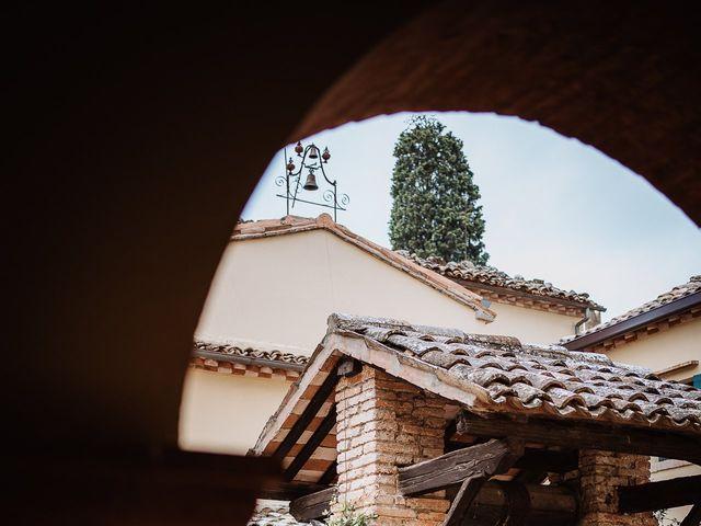 Il matrimonio di Lorenzo e Isabella a Gradara, Pesaro - Urbino 4