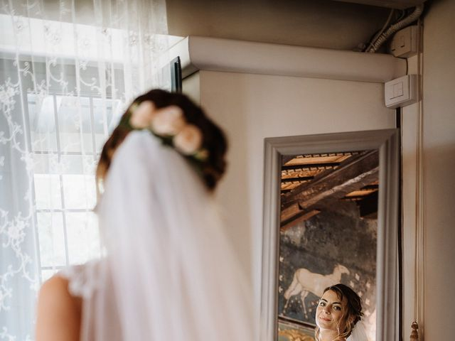 Il matrimonio di Lorenzo e Isabella a Gradara, Pesaro - Urbino 20