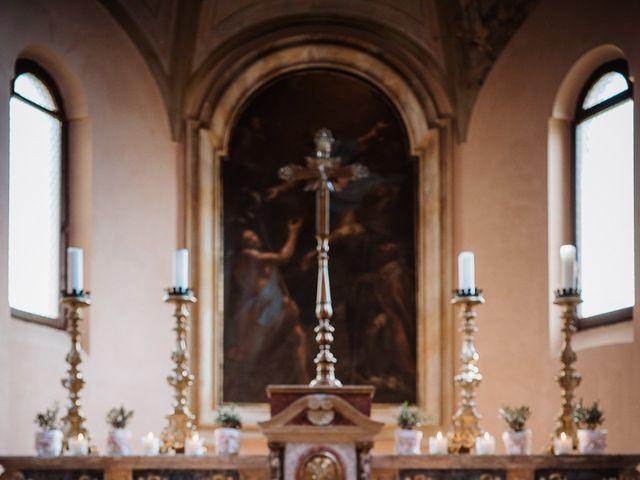 Il matrimonio di Lorenzo e Isabella a Gradara, Pesaro - Urbino 22